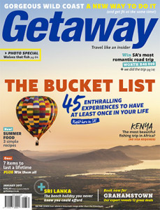 Getaway Magazine - Mimosa B&B review